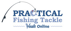 Veals Practical Fishing Tackle Bristol logo